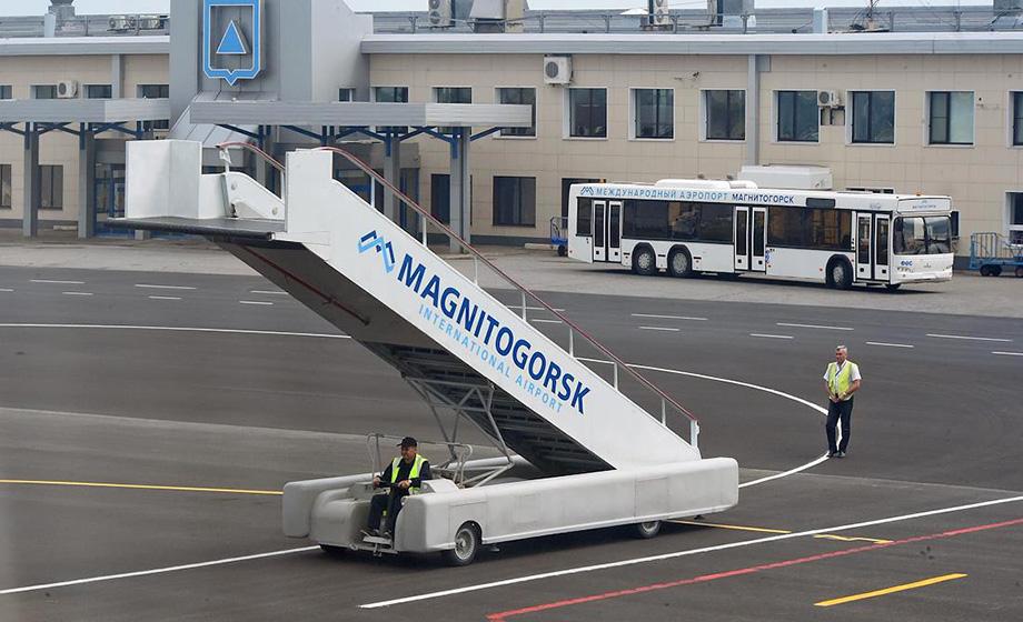 Реконструкцию инфраструктуры магнитогорского аэропорта планируют начать в 2022 году.