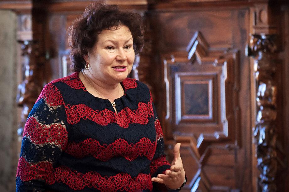 Татьяна Гайдук, директор Феодосийской картинной галереи имени Ивана Айвазовского.