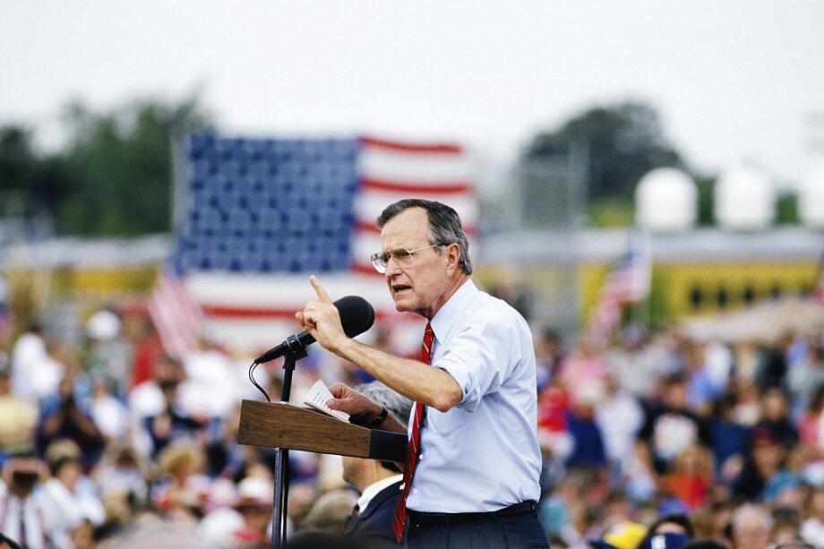В 1992 году Джордж Буш – старший официально объявил о победе Америки в биполярном противостоянии, после чего 30 лет Соединённые Штаты были у руля мировой политики.