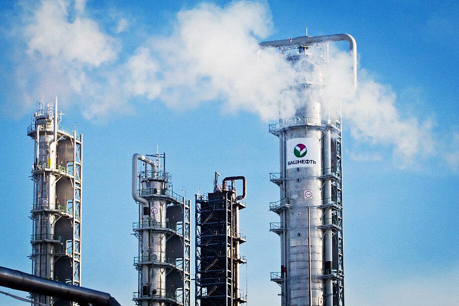 Основные источники загрязнения воздуха в Уфе – нефтеперерабатывающие предприятия.
