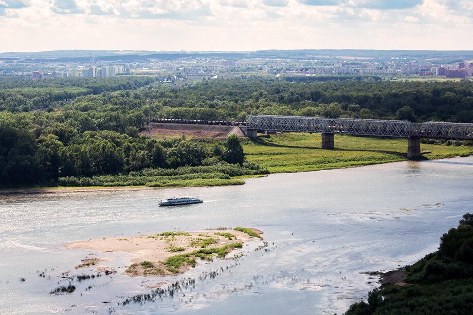 Самое существенное обмеление водоёмов республики было зафиксировано осенью 2012 года.