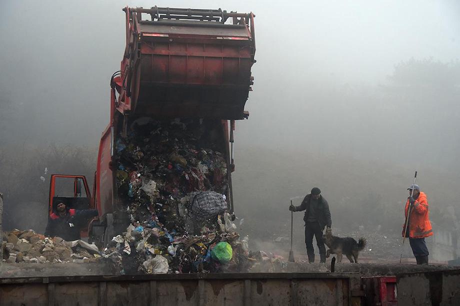 Проект мусорного экотехнопарка не был доработан из-за протестов местного населения.