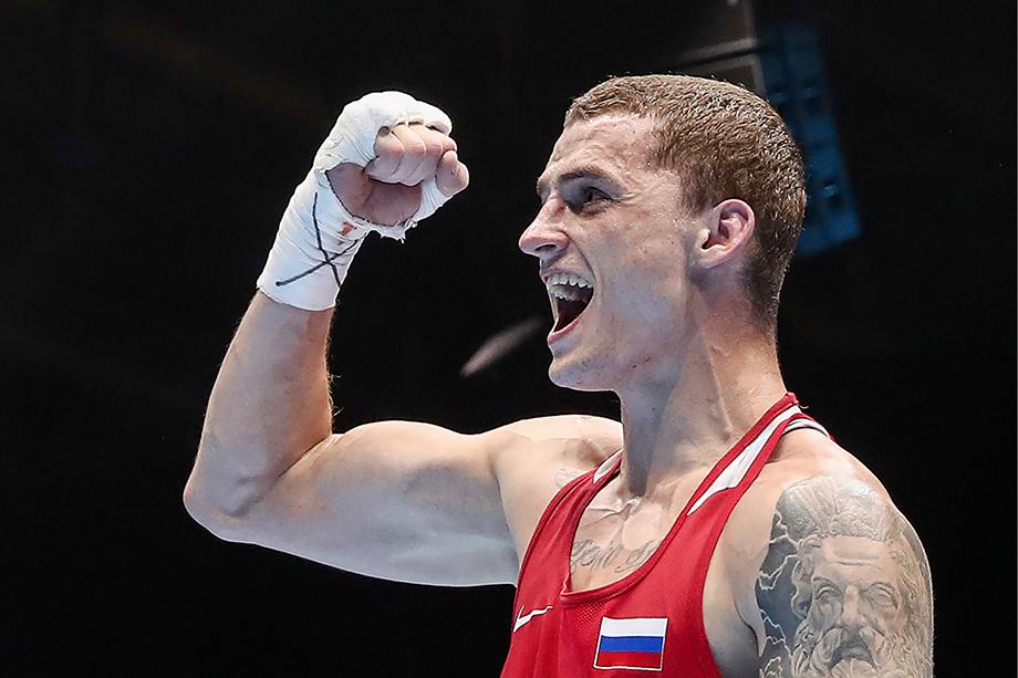 Глеб Бакши является чемпионом мира.