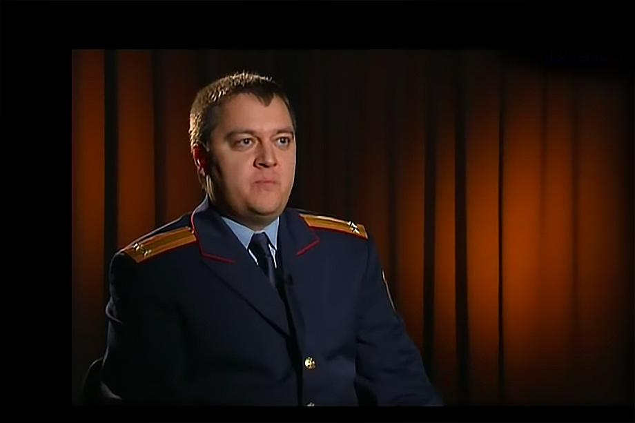 Ярослав Коновалов.