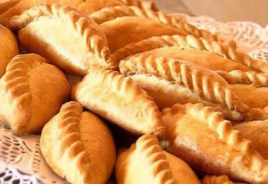 Знаменитые караимские пирожки.