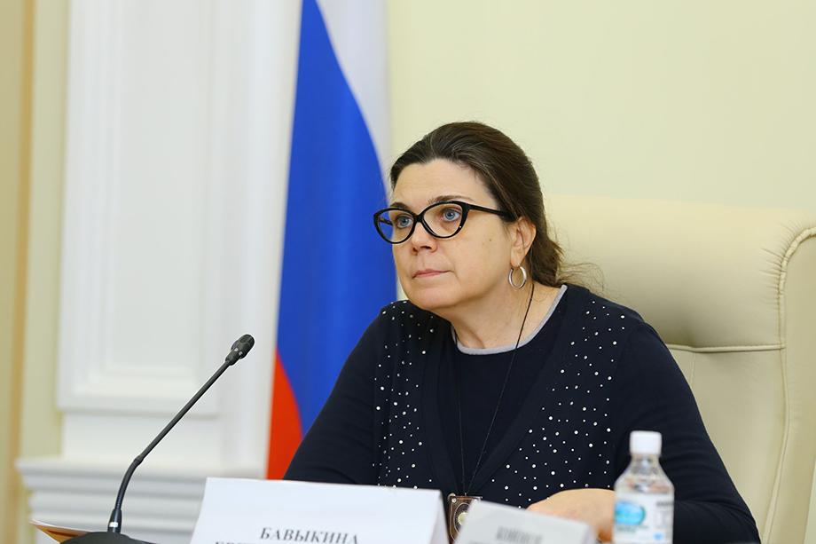Кандидатура Евгении Бавыкиной согласована депутатами ялтинского горсовета.