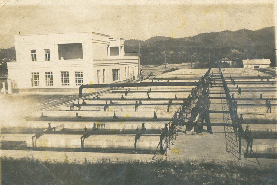 В советские годы сочинский «Водоканал» был процветающим предприятием.
