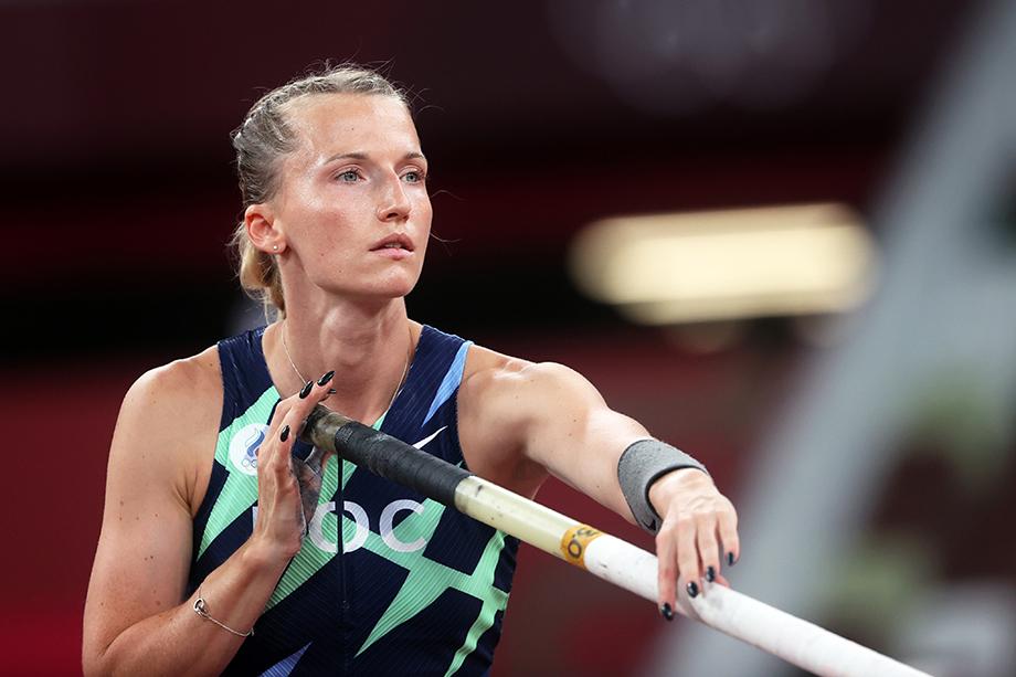 Результат Анжелики Сидоровой составил 4,85 метра.