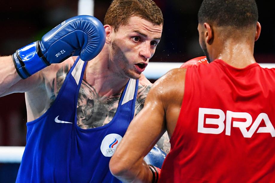 Крымчанин Глеб Бакши завоевал бронзовую медаль Олимпиады в Токио.