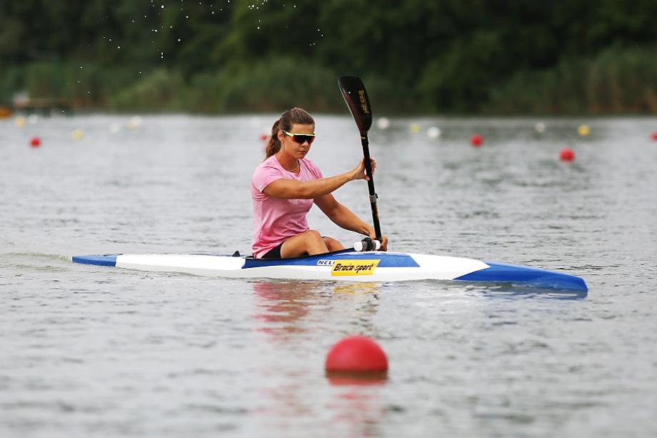 Анастасия Долгова входит в олимпийскую сборную России по гребле на байдарках.