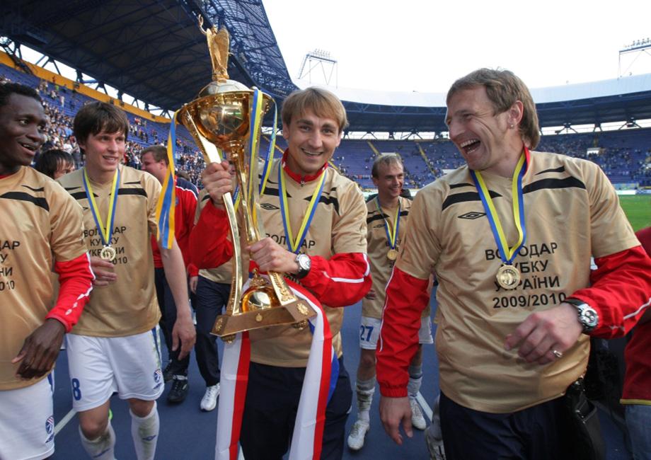 Одно из последних достижений в футболе – завоевание Кубка страны в 2010 году.