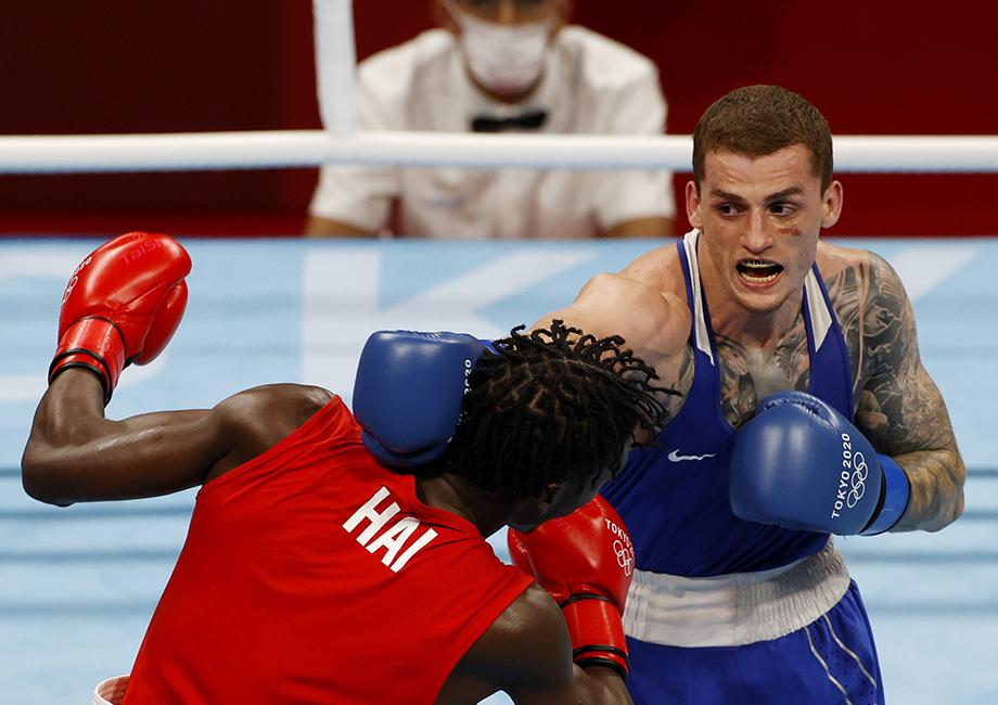 Глеб Бакши стал бронзовым призёром Олимпиады в Токио.