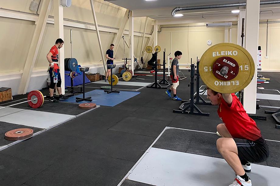 За счёт федерального бюджета училище олимпийского резерва получило 5 новых комплексов для занятий спортом.