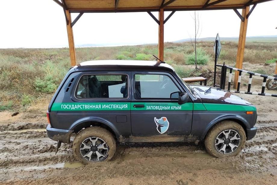 Территория Опукского заповедника для туристов закрыта.