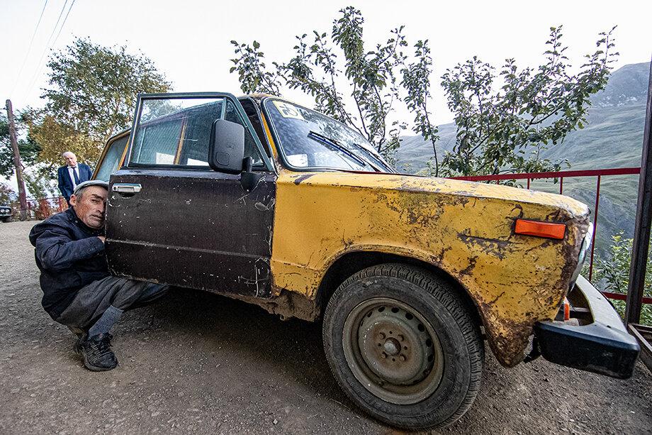 Отечественные автомобили очень любят кавказцы. И это уже стало традицией.
