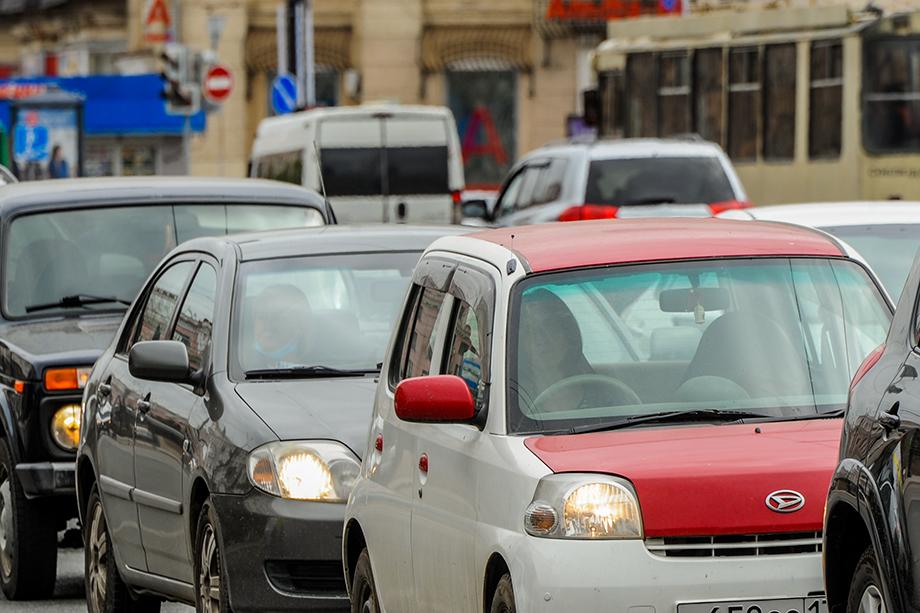 В России 3 млн автомобилей, импортированных из Японии.