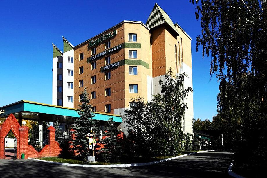 Парк-отель «Берёзка» заполнен почти на 80 процентов.