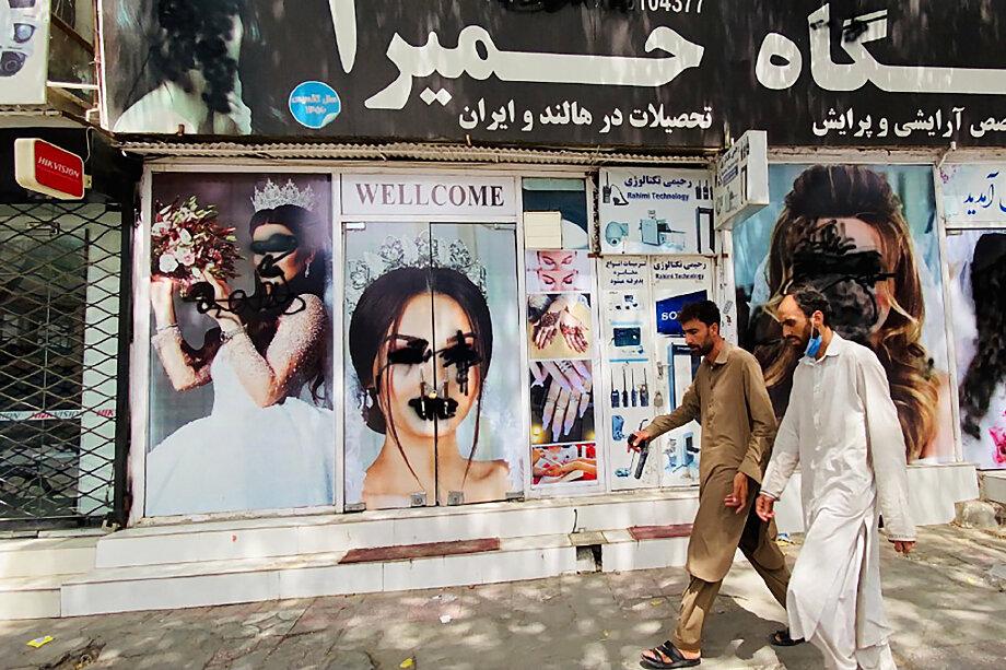 Но в целом победа талибов* – это удар по концепции светскости исламских государств.