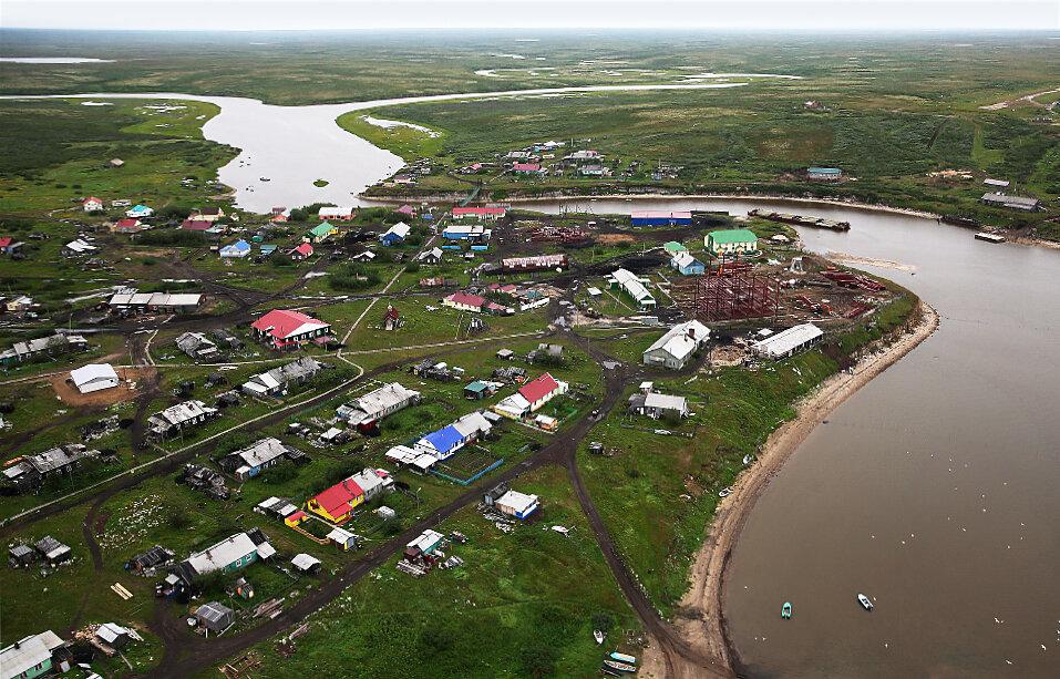 Ставки в вопросе строительства порта в Индиге поднялись после одобрения идеи Валентиной Матвиенко.
