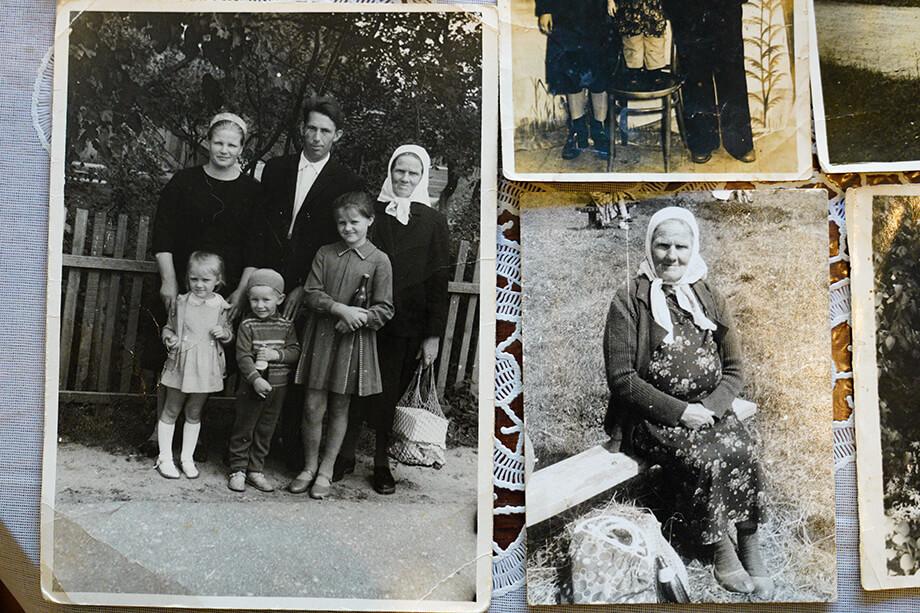 Фотографии из семейного архива Галины Костенковой.