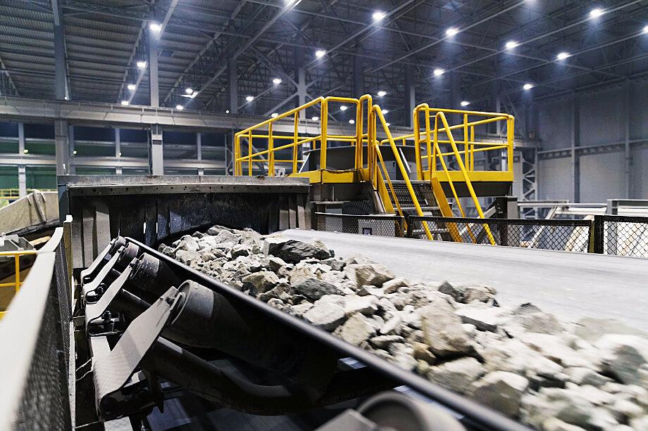 Руду, добываемую на Тарутинском месторождении, планируют перерабатывать на мощностях Михеевского ГОК, который входит в РМК.