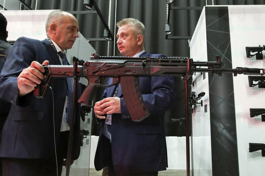 На форуме представят как новое, так и уже проверенное вооружение.