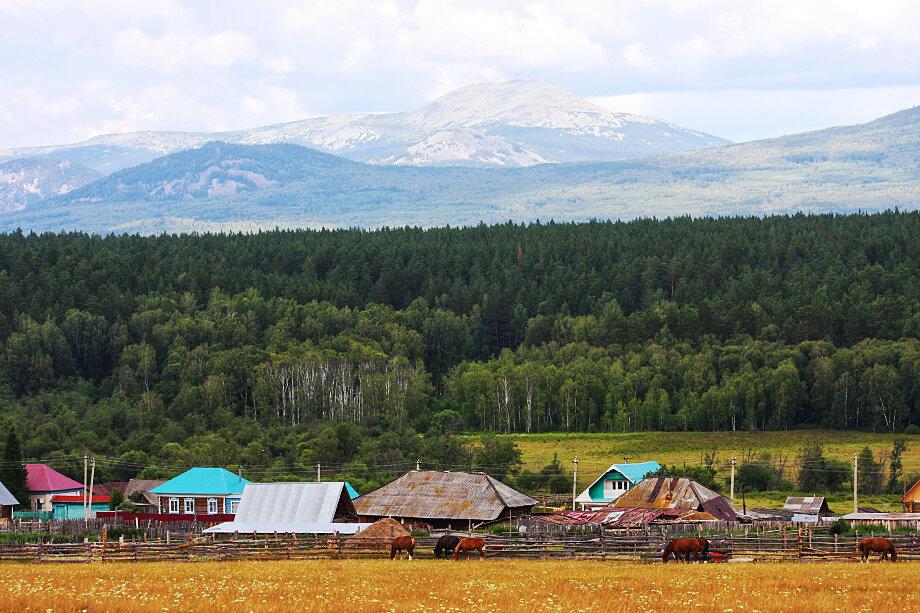 Интернет в Николаевке на границе с парком «Иремель» появился благодаря стараниям Рины Гринберг и местных жителей.