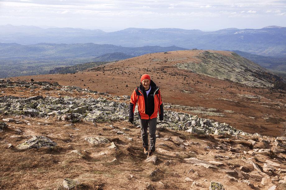 Проект «Большая Южноуральская тропа» основал Раис Габитов.