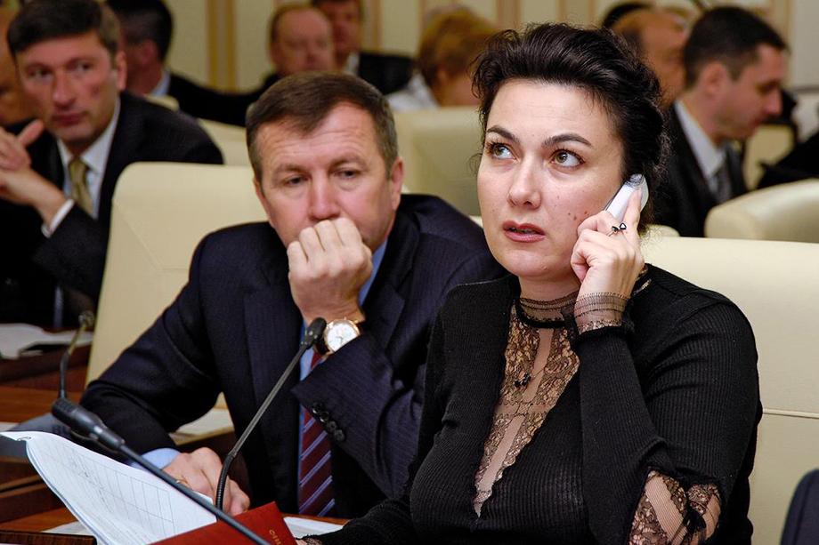 Эпатаж министры культуры Крыма Арины Новосельской никак не вяжется с занимаемой должностью.