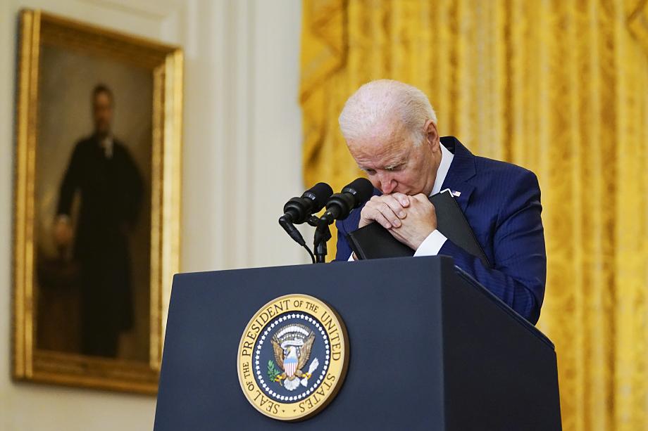 После вывода американских войск и последовавших за этим событий в Афганистане все американские СМИ набросились на Джо Байдена с жёсткой критикой.