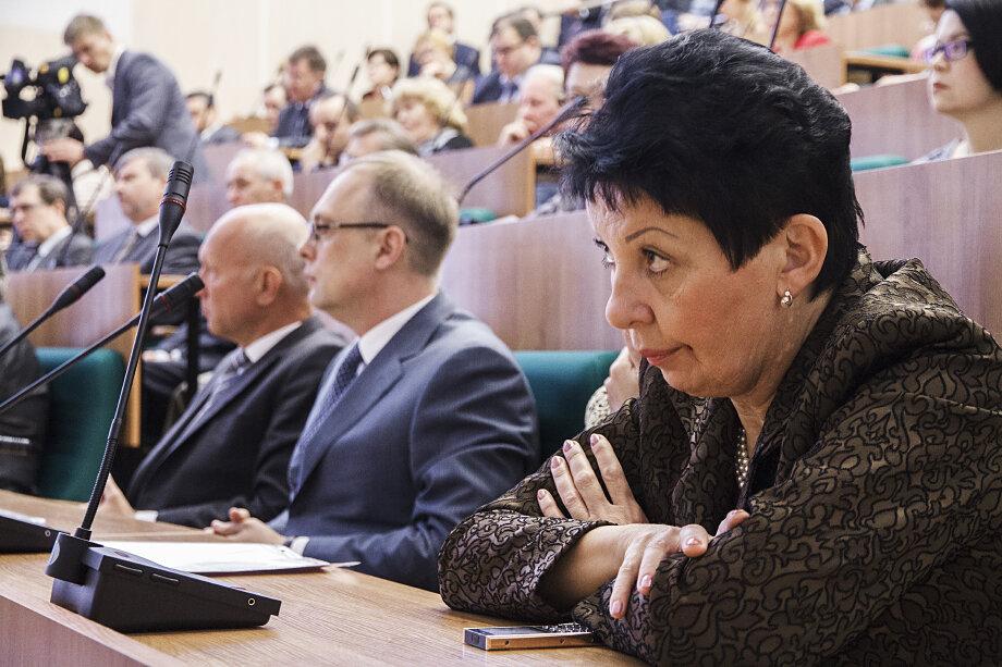 Марина Харитонова была назначена главным врачом областной стоматологической поликлиники в 1999 году.