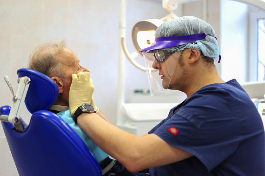 """«Объединение """"Стоматология""""» образовано в 2005 году."""