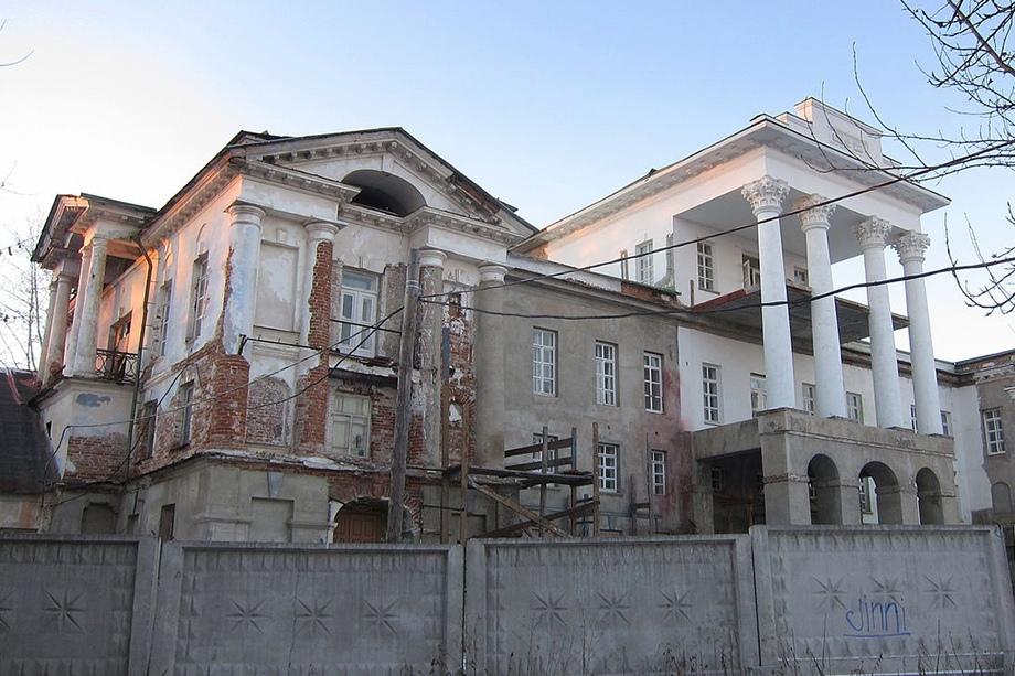 Средства на реконструкцию «Белого дома» будут выделены из федерального и областного бюджетов.