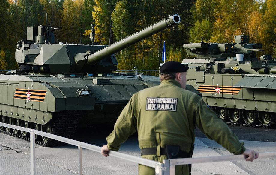 Армия не может заменить танки на Т-14 «Армата» по экономическим причинам.