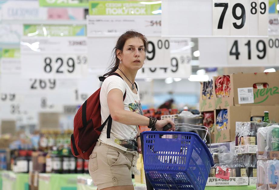 Россияне считают, что прогнозируемый процент инфляции занижен.