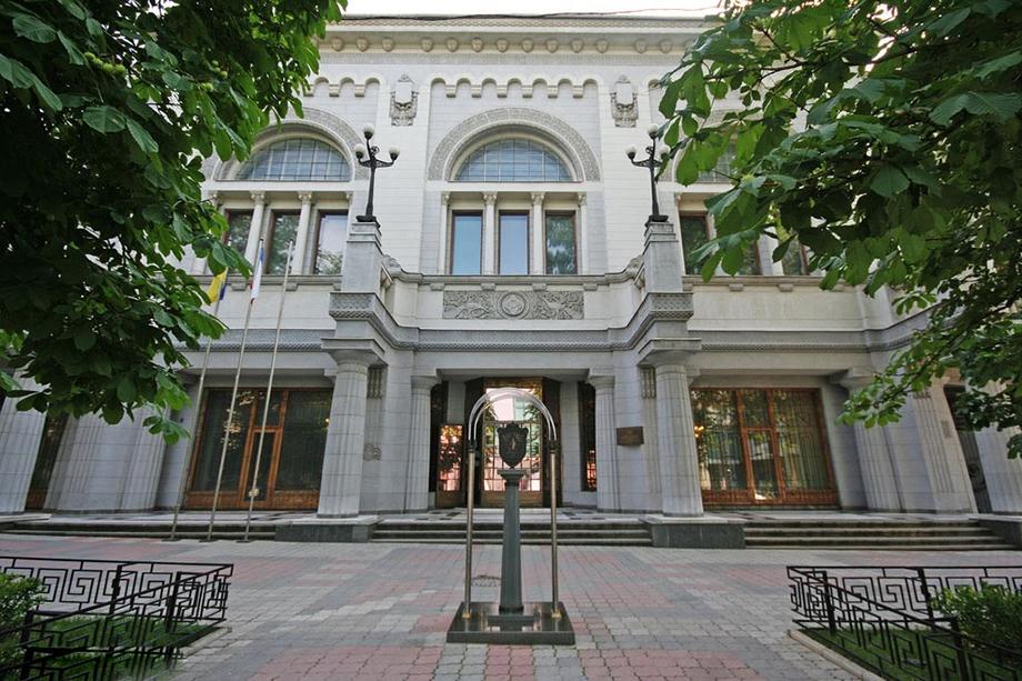 Здание в центре столицы Крыма является историческим.
