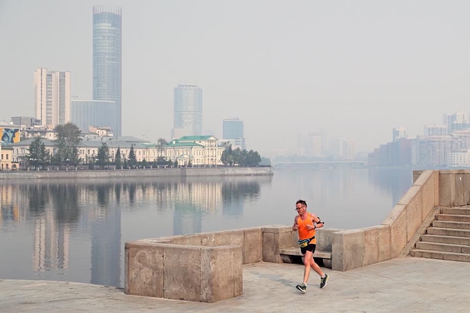 Относительно небольшое количество выбросов в атмосферу отмечалось в Екатеринбурге – 22,1 тыс. тонн.