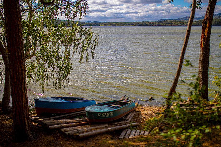 Озеро Сунгуль.