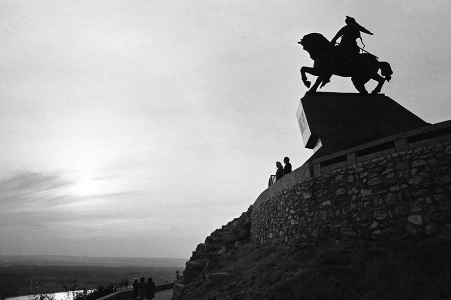 Памятник ни разу не реставрировали с 1967 года.