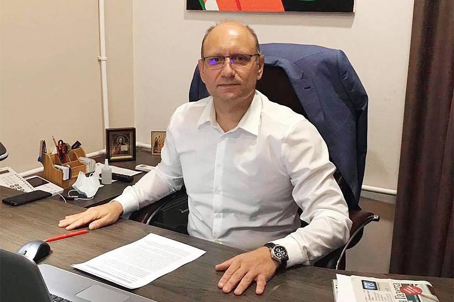 Генеральный директор телекомпании «Реальный Тагил» Александр Соловьёв считается главным идеологом оппозиции в Нижнем Тагиле.