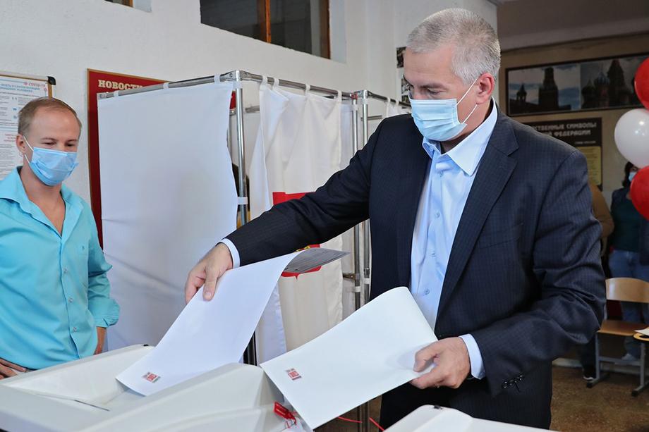 Выборы в России проходят с 17 по 19 сентября.