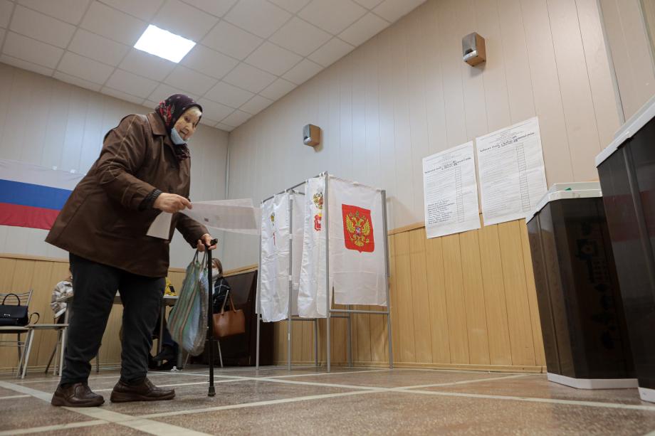 В Челябинской области выборы идут полным ходом