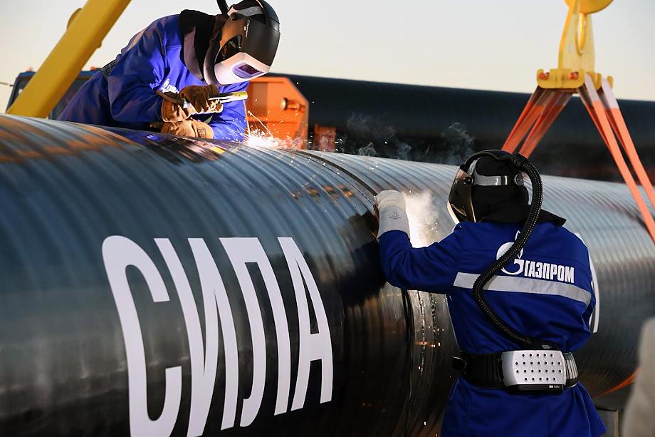 В случае реализации проекта в перспективе совокупная экспортная производительность «Силы Сибири» и «Силы Сибири-2» может составить почти 100 млрд кубометров газа в год.