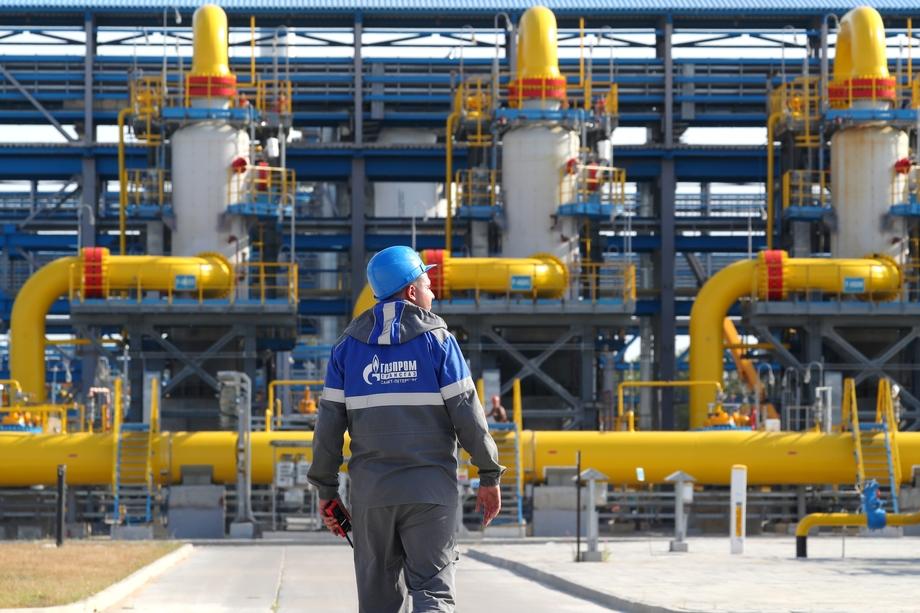 Газокомпрессорная станция газопровода «Северный поток – 2». Вопреки европейским требованиям, у «Газпрома» монополия на импорт газа.