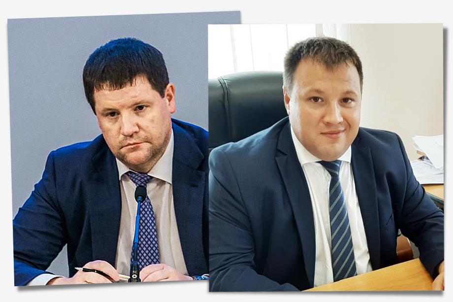 Сергей Бидонько (на фото слева), Александр Варвейн (на фото справа).