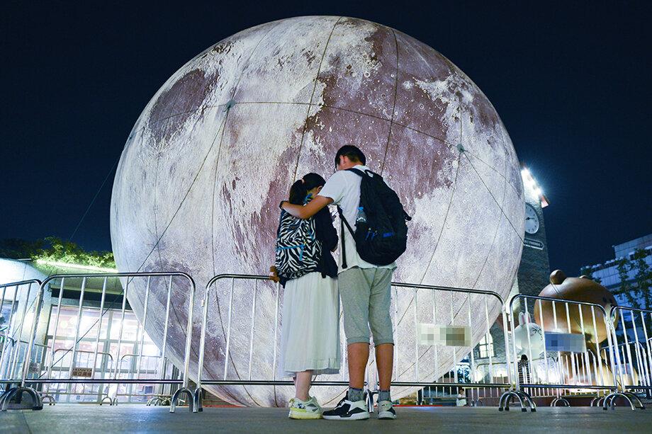 Четвёртый этап лунной программы Китая предполагает развёртывание роботизированной научной станции на Южном полюсе Луны.