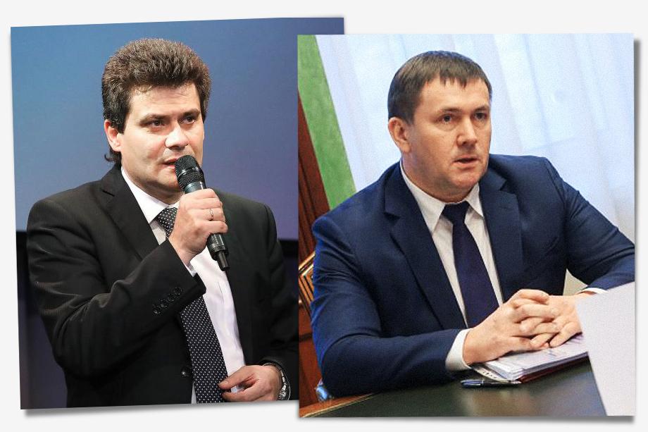 Александр Высокинский (на фото слева), Алексей Шмыков (на фото справа).