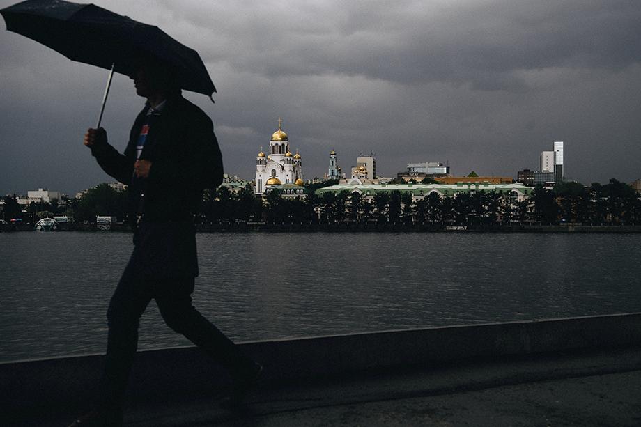 Среднее количество дождливых октябрьских дней в Екатеринбурге составило примерно 11,2 дня.