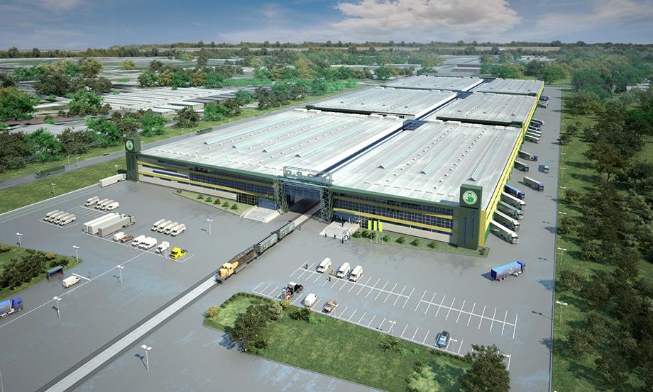 Сегодня ТЛК «Южноуральский» включает в себя контейнерный терминал для обработки и хранения грузов площадью 143 тыс. квадратных метров, а также склад класса А площадью 82 тыс. квадратных метров.