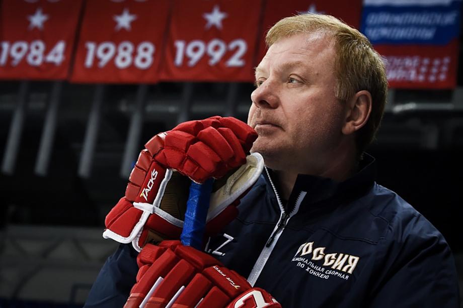 Член экспертного совета при ФХР Валерий Каменский отметил, что на пост главного тренера было несколько кандидатов, в том числе Знарок и Жамнов (на фото).